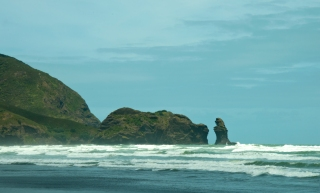 Taitomo island n wee Nun rock