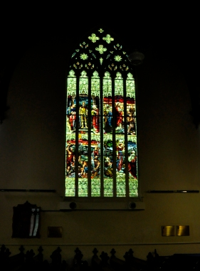 Inside of First Church of Otago