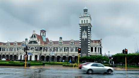 Main Train Station