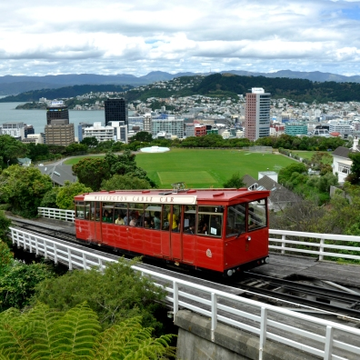 Famous Welli's cable car