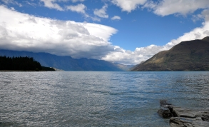 Enormous Lake Wakatipu