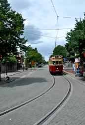 Old old old tram