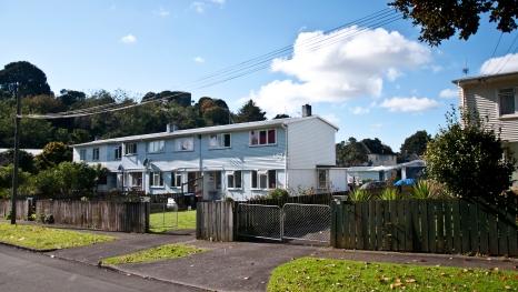 Housing flat units