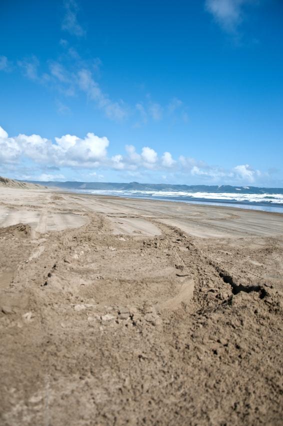 sand road I.