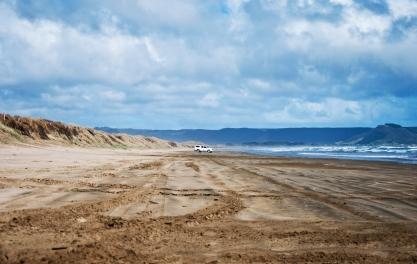sand road II.