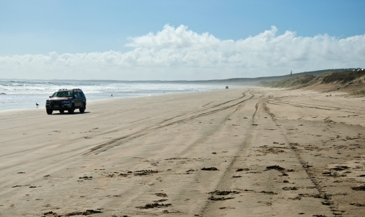 Ninety Mile Beach 4WD heaven