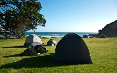 Tapotupotu Bay - the best camping I have ever been