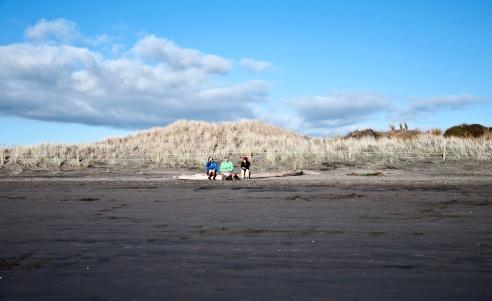Raglan beach -