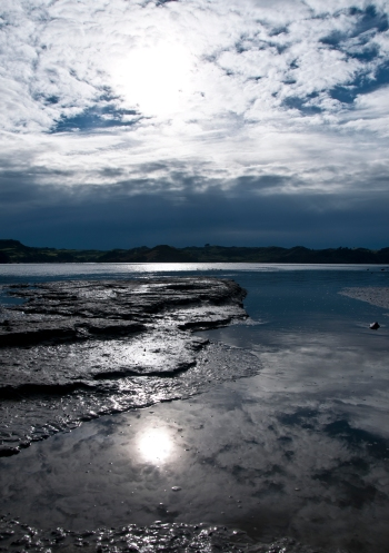Raglan coastline _ Aroaro Bay II.