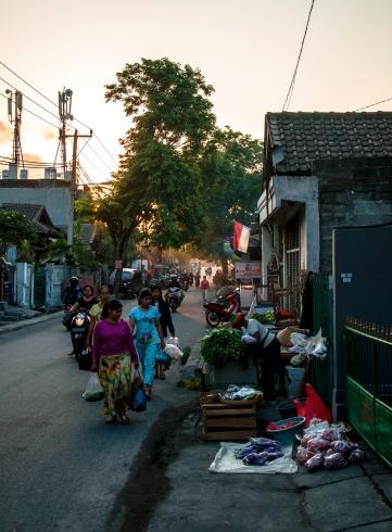 dobré ráno z Denpasaru