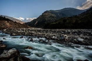 vejletování v Himalájích