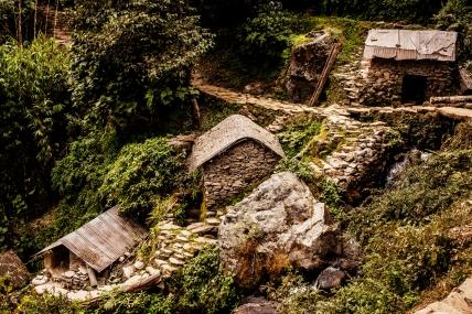 vodní mlýny v Sikles